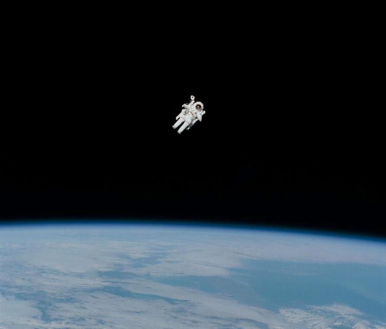 Claudie Haigneré : Partir… dans l'espace (deux fois !)