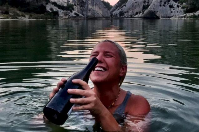 «L'écriture et le vin nature me font vibrer», rencontre avec Pauline, blogueuse et chasseuse de bon vin