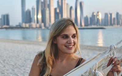 Laura Pouliquen : Partir… vivre à Dubaï