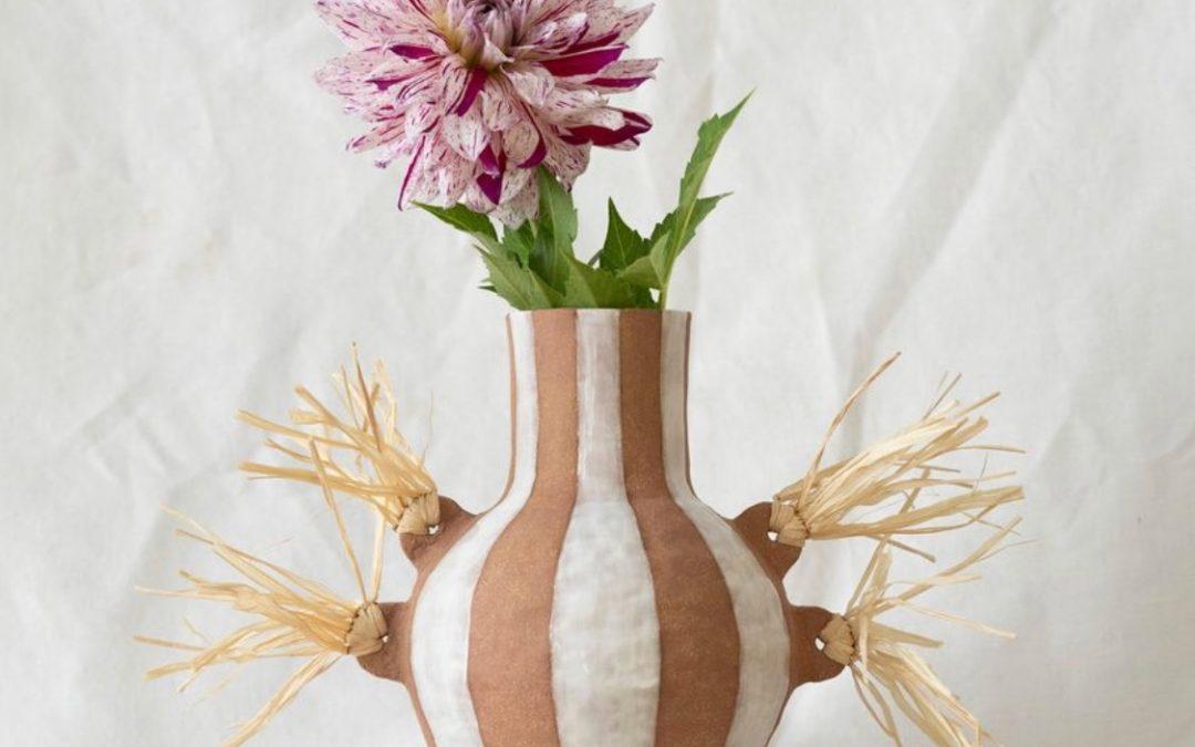 GoJu : les vases en céramique d'une slasheuse parisienne très douée