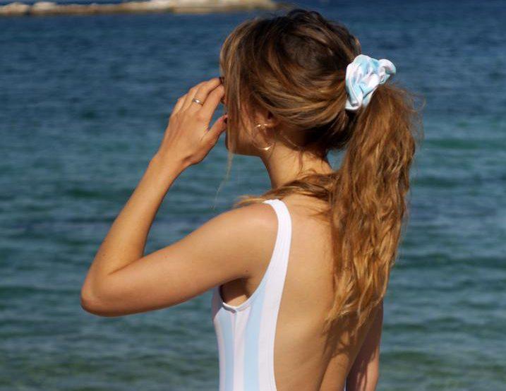 «Scrunchie is Back» : la marque française qui habille nos têtes