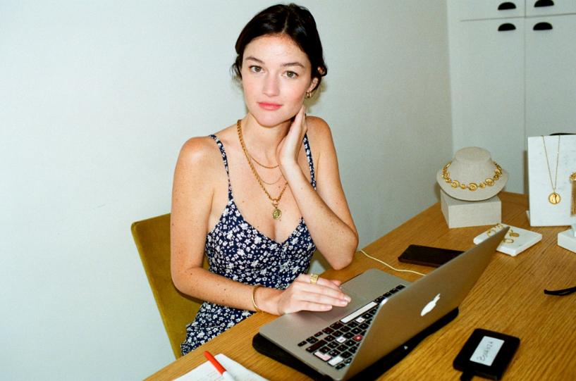 """Chloé Bechini : """"Être entrepreneure ce n'est pas simplement une description sur Instagram"""""""
