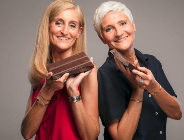 Anne et Caroline : «Le chocolat c'est la vie, c'est notre vie !»