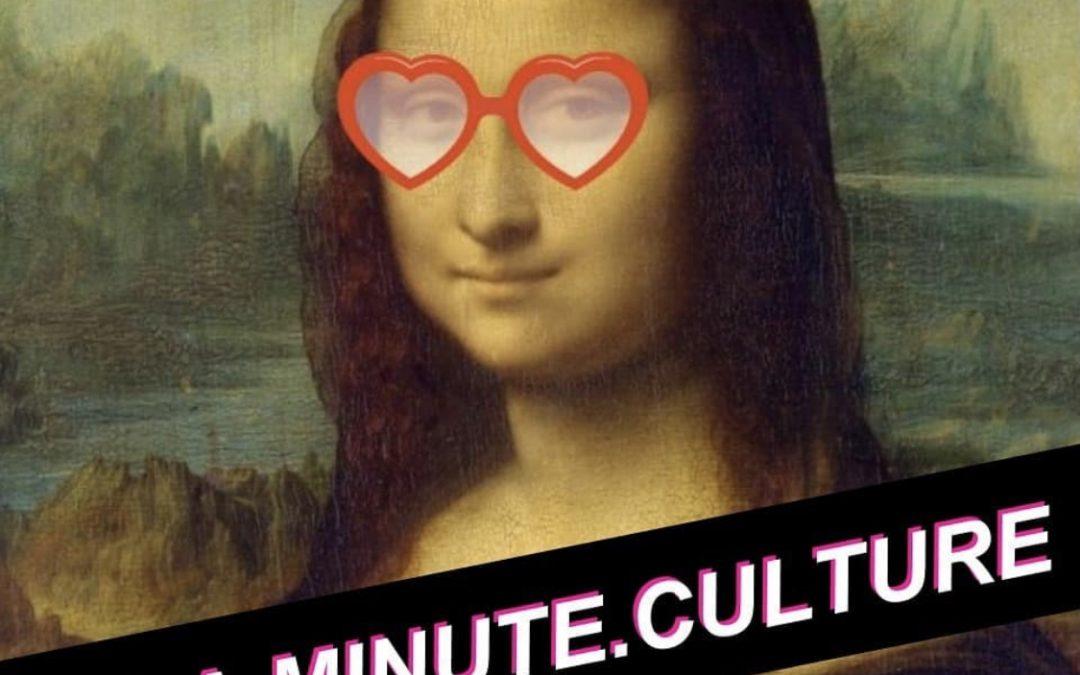 """@la.minute.culture : """"Rendre l'art accessible (…) c'est le descendre de son piédestal"""""""
