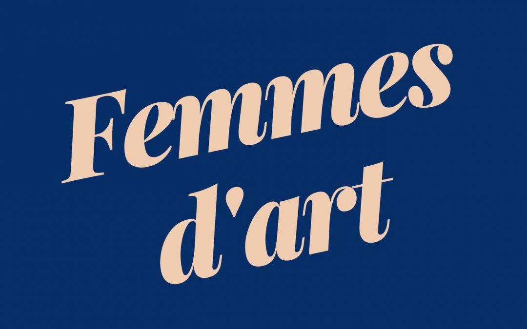 Femmes d'art : le multi-médias qui donne la parole aux grandes oubliées de la culture