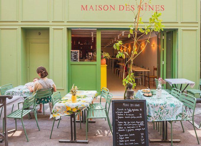 La Maison des Nines : le nouveau lieu éclectique de Marseille à ne (surtout) pas louper
